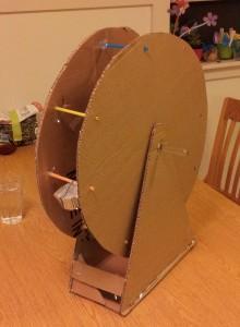 ferris wheel mockup